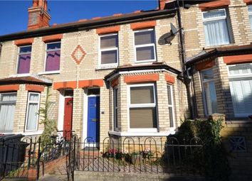 Thumbnail 2 bedroom terraced house for sale in Surrey Road, Reading, Berkshire