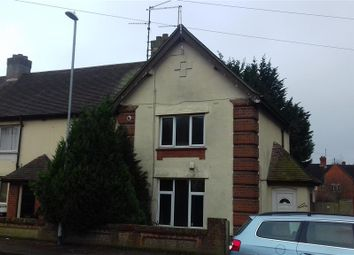 Thumbnail 2 bed terraced house for sale in Raeburn Road, Northampton