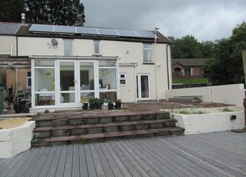 Thumbnail 3 bed end terrace house for sale in Ystrad CF41, Ystrad,