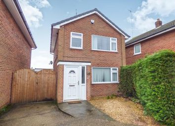 Thumbnail 3 bed detached house for sale in Derby Road, Borrowash, Derby, Derbyshire