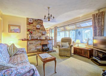 Thumbnail 2 bed detached bungalow for sale in Hollow Lane, Ramsey, Huntingdon