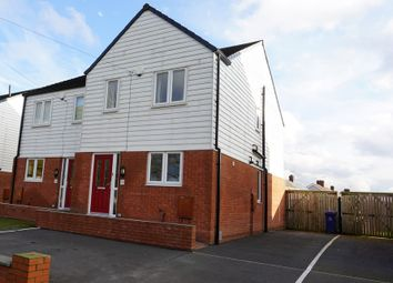Thumbnail 3 bed semi-detached house for sale in Windmill Balk Lane, Woodlands, Doncaster