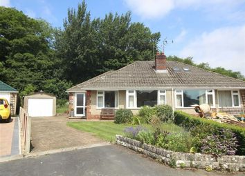 Thumbnail 3 bed semi-detached bungalow for sale in Ludlow Close, Swindon, Wiltshire