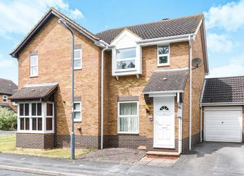 Thumbnail 2 bedroom semi-detached house for sale in St. Matthews Close, Evesham, Worcestershire, .