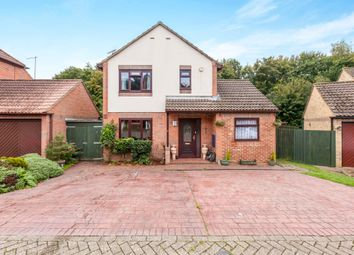 Thumbnail 4 bedroom detached house for sale in Salcey Close, St. Leonards-On-Sea