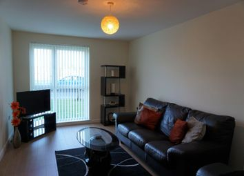 Thumbnail 2 bed flat to rent in Burnside Road, Aberdeen