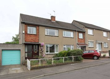 Thumbnail 3 bedroom end terrace house for sale in Swan Spring Avenue, Edinburgh