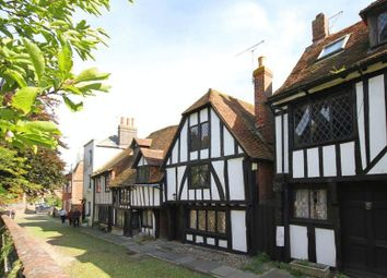 Thumbnail 3 bed end terrace house for sale in Church Square, Rye