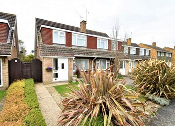 3 bed semi-detached house for sale in Kepple Place, Bagshot, Surrey GU19