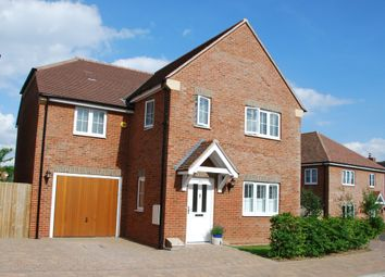 Thumbnail 4 bed detached house for sale in Capability Way, Greenham, Thatcham