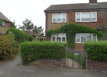 Thumbnail 2 bed flat for sale in Elm Road, Aveley, South Ockendon