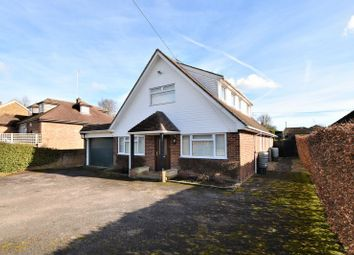 Thumbnail 3 bed detached house for sale in Windmill Lane, Widmer End, High Wycombe