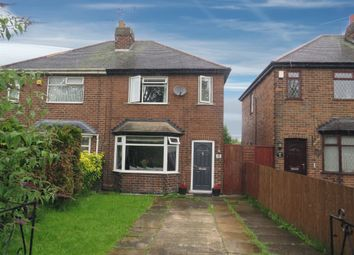 Thumbnail Semi-detached house for sale in The Crescent, Stapleford, Nottingham