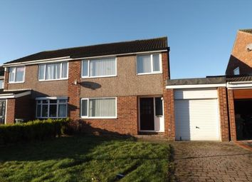 Thumbnail 3 bed semi-detached house for sale in The Fairway, Eaglescliffe, Stockton On Tees
