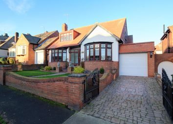 Thumbnail 4 bed bungalow for sale in Queen Alexandra Road, Ashbrooke, Sunderland