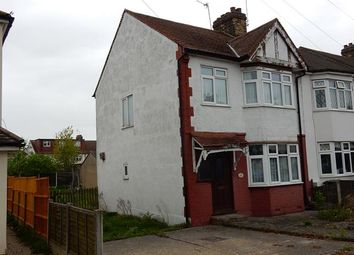 Thumbnail 3 bed end terrace house for sale in 121 Bush Elms Road, Hornchurch, Greater London