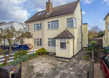 Thumbnail 3 bed property for sale in First Avenue, West Molesey