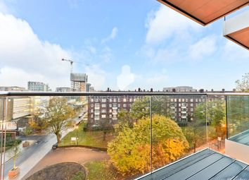 Thumbnail 2 bed flat to rent in Skyline Apartments, Woodberry Down, Devan Grove, London