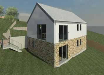 Thumbnail 3 bedroom detached house for sale in Coombe View, Perranporth
