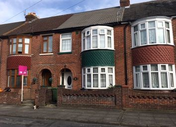 Thumbnail 3 bedroom terraced house to rent in Hilldowns Avenue, Portsmouth