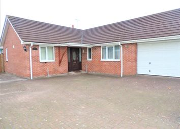 Thumbnail 2 bed detached bungalow for sale in Holmcroft Road, Tillington, Stafford