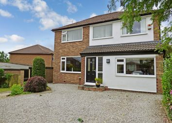 Thumbnail 4 bed detached house for sale in Hilton Road, Disley, Stockport