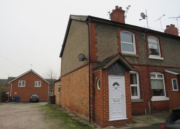 Thumbnail 2 bed end terrace house to rent in Collin Street, Uttoxeter