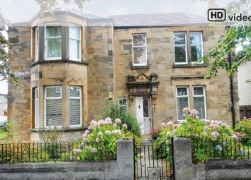 Thumbnail 3 bed flat for sale in Linden Avenue, Stirling