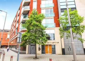 Thumbnail 1 bed flat for sale in East Bond Street, Leicester
