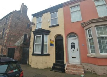 Thumbnail 3 bed end terrace house for sale in Oxton Street, Liverpool, Merseyside