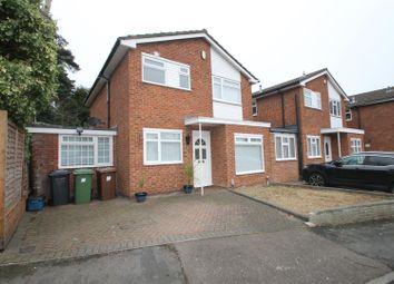 Thumbnail 3 bed detached house for sale in Howard Close, Bushey Heath, Bushey