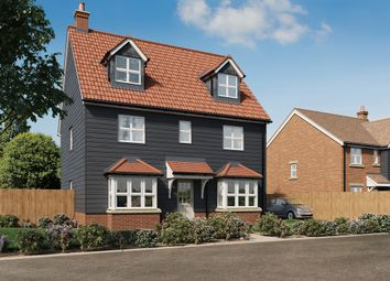 "Thumbnail 5 bedroom detached house for sale in ""The Regent"" at Forge Wood, Crawley"