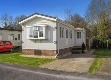 Thumbnail 2 bed mobile/park home for sale in Worthing Road, Southwater, Horsham, West Sussex