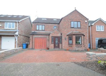 Thumbnail 7 bed detached house for sale in Brooklands, Hull