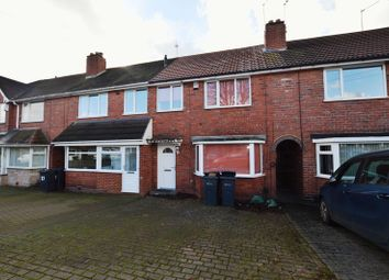 Thumbnail 2 bed terraced house for sale in Grindleford Road, Great Barr, Birmingham
