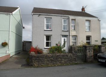 Thumbnail 2 bed property for sale in Station Road, Coelbren, Neath