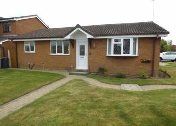 Thumbnail 2 bed detached bungalow for sale in Derwent Close, Alsager, Stoke-On-Trent