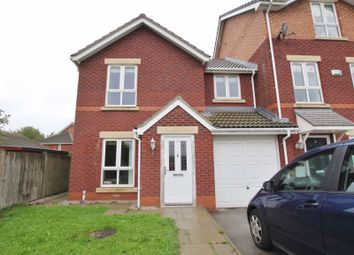 Thumbnail 3 bed end terrace house for sale in Vulcan Close, Garston, Liverpool