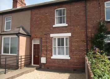 Thumbnail 3 bed terraced house to rent in Main Road, Broughton, Chester