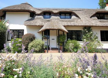 Thumbnail 4 bed detached house for sale in The Hamlet, Gallowstree Common