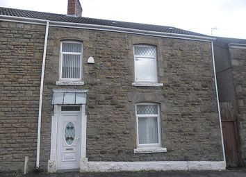 Thumbnail 3 bed end terrace house to rent in Market Street, Morriston