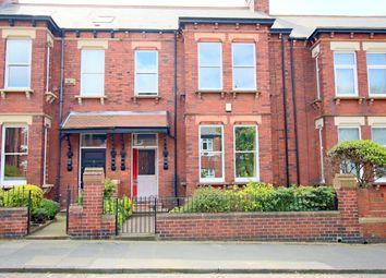 Thumbnail 4 bedroom terraced house for sale in Park Parade, Roker, Sunderland