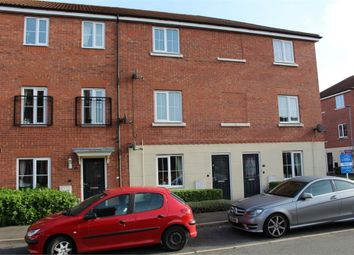 Thumbnail 2 bed flat for sale in Fretter Close, Broughton Astley, Leicester