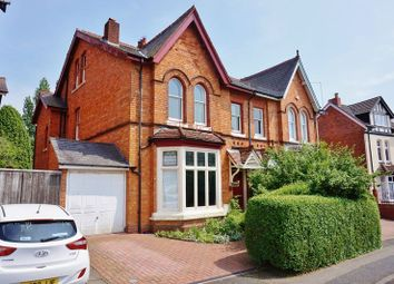 Thumbnail 5 bed semi-detached house for sale in Woodland Road, Northfield, Birmingham