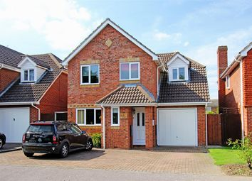 Thumbnail 4 bedroom detached house for sale in Hever Place, Sittingbourne