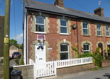 Thumbnail 3 bed end terrace house for sale in Silver Street, Misterton, Crewkerne