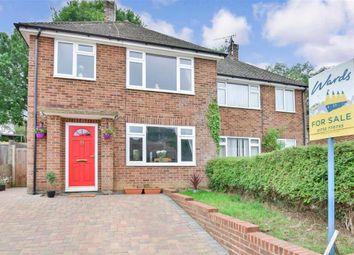 3 bed semi-detached house for sale in Nursery Close, Tonbridge, Kent TN10
