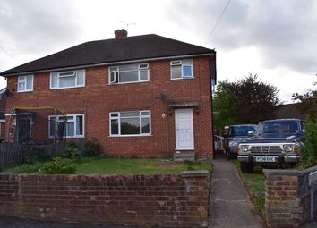 Thumbnail 3 bed semi-detached house to rent in Rutland Ave, High Wycombe