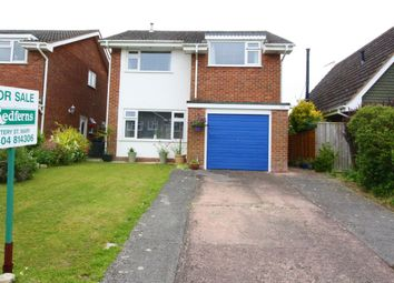 Thumbnail 4 bed detached house for sale in Chineway Gardens, Ottery St. Mary