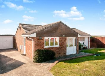Thumbnail 3 bed detached bungalow for sale in Gleneagles Close, Bishopstone, Seaford